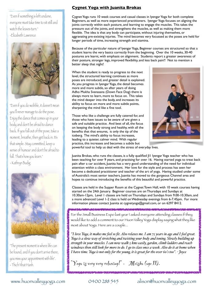 Newsletter Summer Autumn 2013